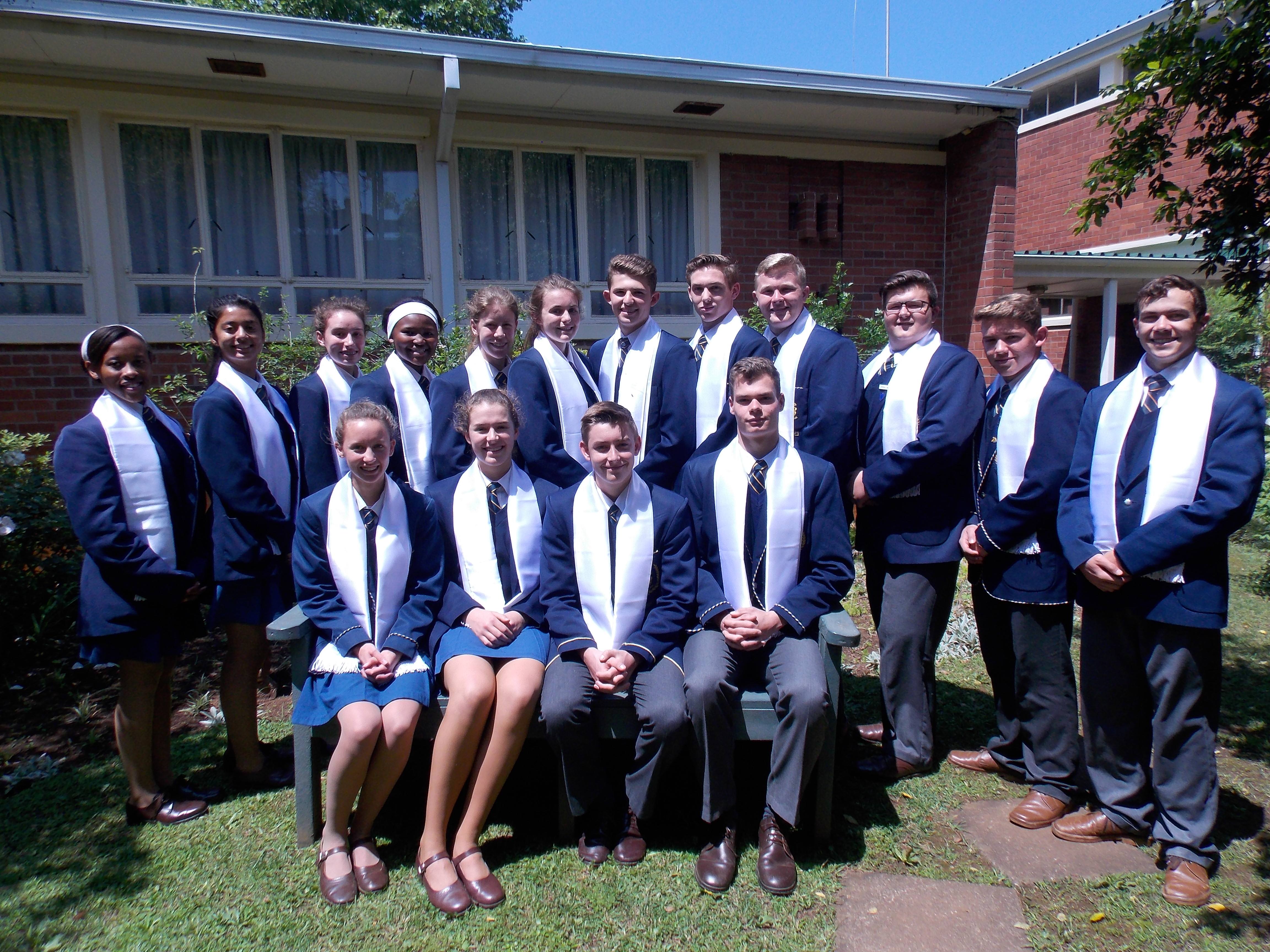 Howick High School Leadership 2017